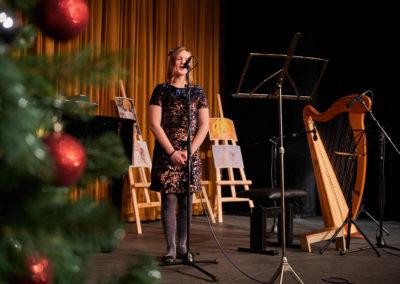2. adventní koncert ZUŠ a MKC - natáčení 10.12.2020